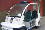 Beijing - Police - Caddy