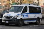 NYPD - Manhattan - Patrol Borough Manhattan North - HGruKW 8635