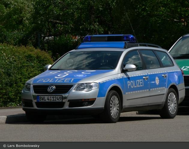 Ditzingen - VW Passat Variant - FuStW (BWL 4-1249)