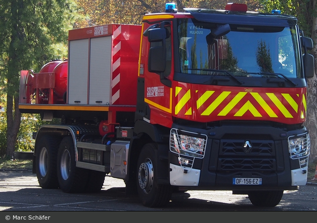 Mulhouse - SDIS 68 - WLF - VPCE