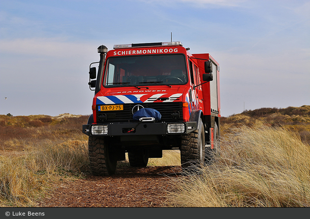 Schiermonnikoog - Brandweer - SLF - 02-4132