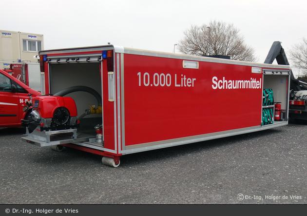Florian Wilhelmshaven 94 AB-Schaum