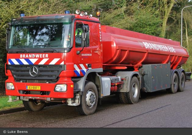 Ede - Brandweer - GTLF - 07-2763