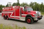 Willow - Willow Volunteer Fire Department - Tender 1211