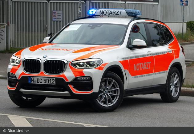BMW X3 - München - NEF