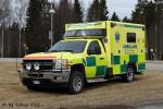 Sundsvall - Landstinget Västernorrland - Ambulans (3 13-9030)