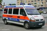 Hamburger Krankenbeförderung - KTW (HH-MD 816)