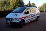 Oslo - Politi - FuStW - 106 (a.D.)