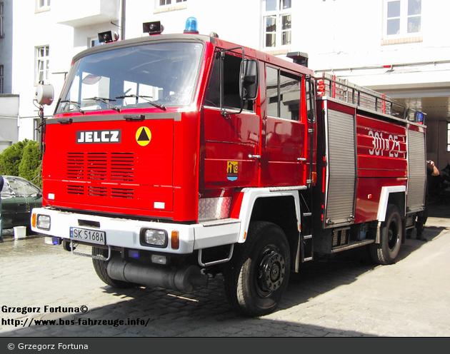 Katowice - PSP - TLF - 301S25 (a.D.)