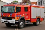 Essen - Brandweer - HLF - E01