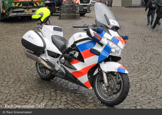 Amsterdam - Politie - Krad