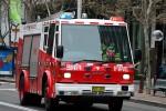 Sydney - New South Wales Fire Brigades - HLF - 039