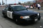 Los Angeles - CHP - Patrol Car
