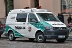Klaipėda - Lietuvos Policija - BatKw - L1119
