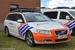 Neerhespen - Federale Politie - Dienst Hondensteun - DHuFüKw
