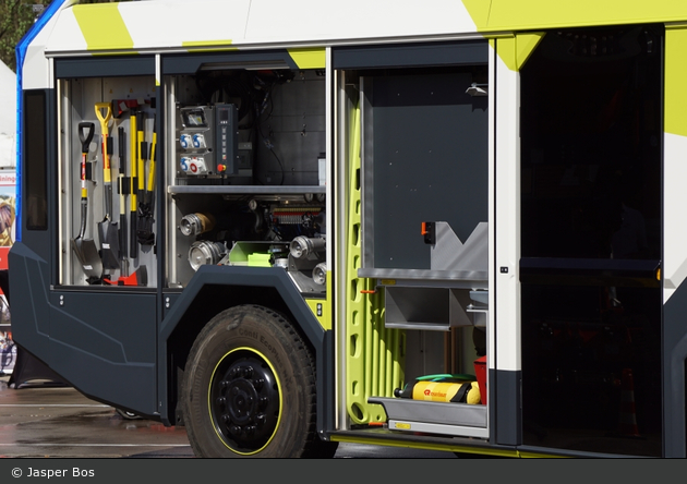 Rosenbauer - Rosenbauer - Concept Fire Truck