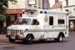Brecon - Northumbria Ambulance Service - Ambulance (a.D.)