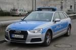 RPL4-6227 - Audi A4 Avant - FuStW