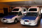 AU - Gympie - Queensland Ambulance Service - Ambulance