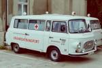 Dresden - Rettungsamt Dresden - KK Wagen 28 (a.D.)