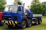 THW Hamburg-Altona - Historisches Fahrzeug (ohne Funkkennung) (a.D.)