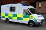 Mallaig - Scottish Ambulance Service - RTW