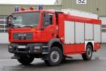 Rheine-Bentlage - Feuerwehr - Fw-Geräterüstfahrzeug 1.Los
