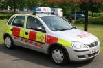 Hamilton - Strathclyde Fire & Rescue - KdoW (a.D.)