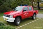 Beaufort - Service d'Incendie et de Sauvetage - ELW