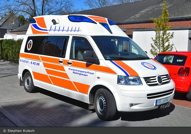 Krankentransporte Frevel - KTW