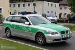 A-3034 - BMW 5er - FuStW Autobahn - Memmingen