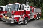 Girdwood - Girdwood Fire Department - Tender 41