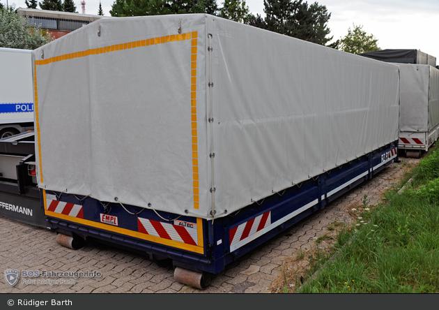 AB-RZ P2 - Abrollbehälter - Ratzeburg