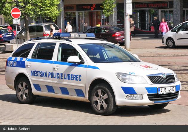 Liberec - Městská Policie - 08 - DHuFüKw - 4L5 4502