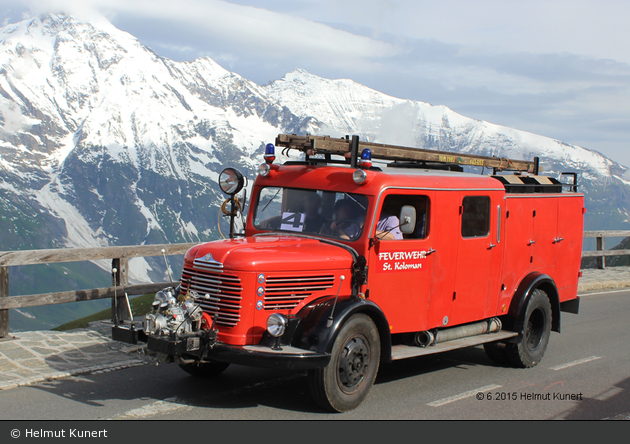 Linz - FF - TLF (a.D.)