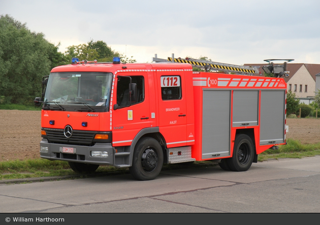 Aalst - Brandweer - TLF - AP3