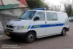 Amsterdam - ProRail Ongevallenbestrijding - Unfallhilfsfahrzeug (a.D.)