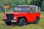 Zeithain - Sächsisches Feuerwehrmuseum - Kübelwagen