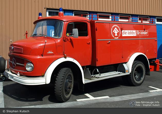 Deutscher Kinderschutzbund -  TLF 8 T (a.D.)