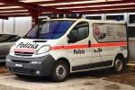 Camorino - Polizia Cantonale - Kontrollstellenfahrzeug - 2390