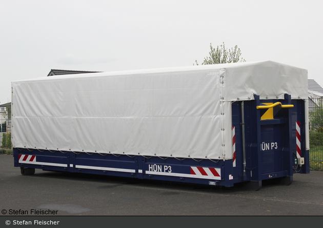 AB-HÜN P3 - Abrollbehälter - Hünfeld