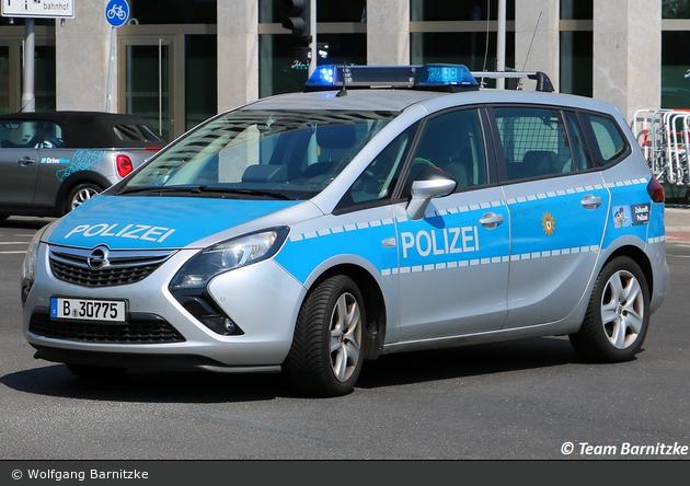 B-30775 - Opel Zafira Tourer - FuStW