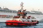 """İstanbul - Kıyı Emniyeti - Küstenwachtschiff """"KURTARMA 6"""""""
