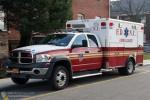 FDNY - EMS - Ambulance 009 - RTW