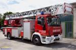 Veszprém - Tűzoltóság - DLK