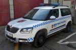 Vimperk - Městská Policie - FuStW