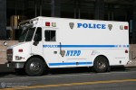 NYPD - Bronx - Strategic Response Group Disorder Control Unit - GefKW 1985