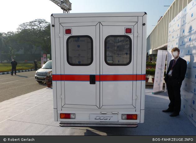 Ashok Leyland Dost - AEON / RKB - RTW