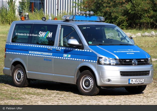 München - Stadtwerke München - Entstörfahrzeug SAT412
