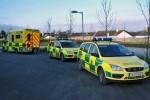 IE - Tullamore - HSE National Ambulance Service - RV